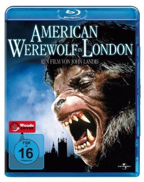 American Werewold In London