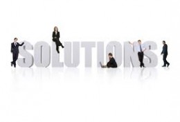 What business consultants offer are solutions to problems you may or may not even know you had.