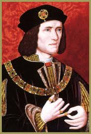 One of few un-doctored portraits of Richard III. His enemies exaggerated the slight spinal deformity arising from a traumatic birth. He was nevertheless a respected leader and the last English king to die fighting in battle