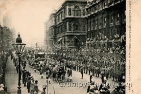 Coronation of Edward VII - he should have had more time on the throne, who knows what he might have achieved. WWI might never have happened for starters