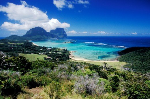 Lord Howe Island, Antigua and Barbuda