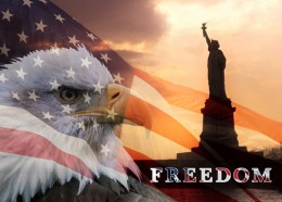 America is the land of the Free so let's start proving it to our neighbors and fellow Earth citizens!