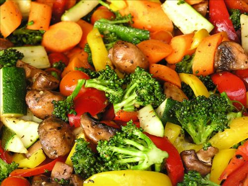 Left over veggies can be used to flavor stocks, pureed and added to meatloaf, stuffings, sauces and can be added to casseroles.
