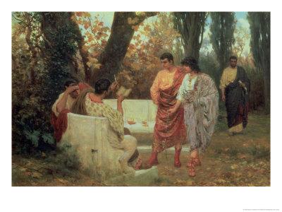 Catallus reading, Stepan Bakalovich, 1885