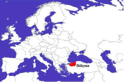 Where was Bithynia?