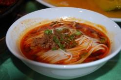 Sichuan Spicy (Dan Dan) Noodles