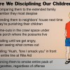How to discipline a 2 year old