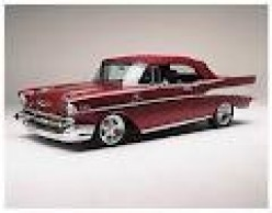 1957 CHEVY - CUSTOMIZED