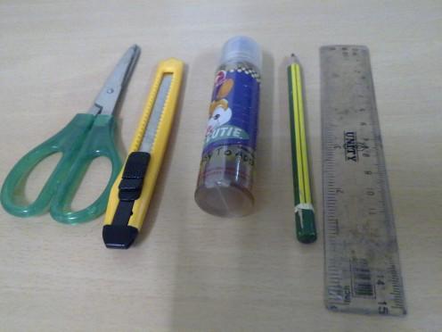 basic utensils