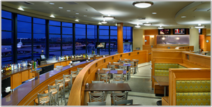 Legends of Aviation restaurant