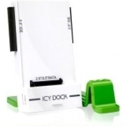 ICY DOCK ISA SATA/IDE USB 3.0 Pro Adapter with Docking Stand