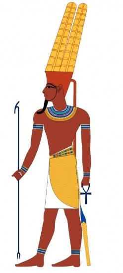 Amen, End of Prayer or Egyptian God ?