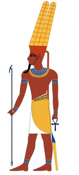 Amen, the Egyptian Creator God