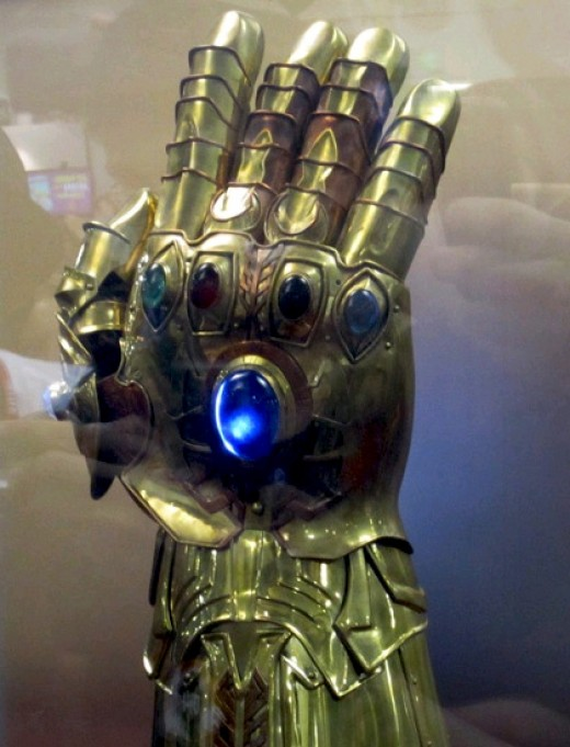 """Thanos will be dropping """"The Gauntlet"""" in a theater near you"""