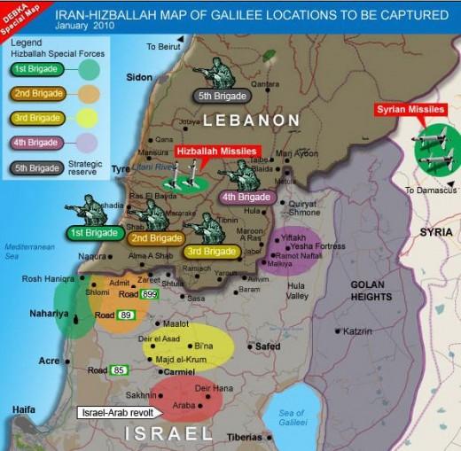 Hezbollah army plan