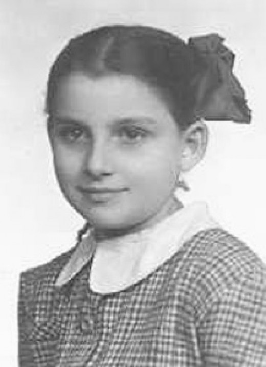 Krystyna Chirowski Chigier, one of the ten survivors of the Lvov sewer.