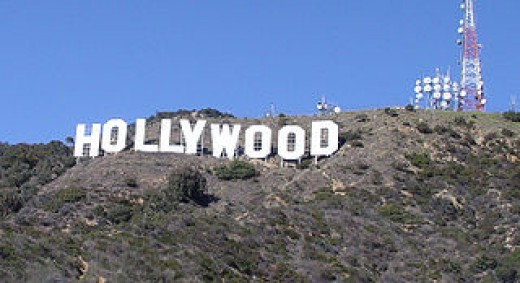 The Hollywood Sign is filled with promise for most actors but it is also an ominous sign for others.