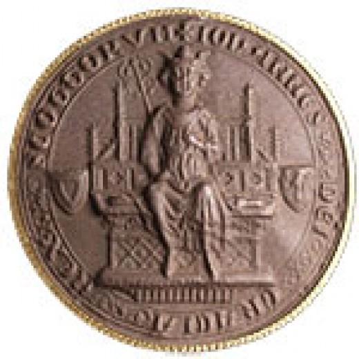 A Seal Cast of John Balliol