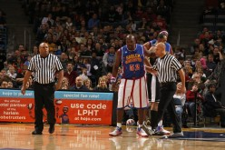 Harlem Globetrotters Team