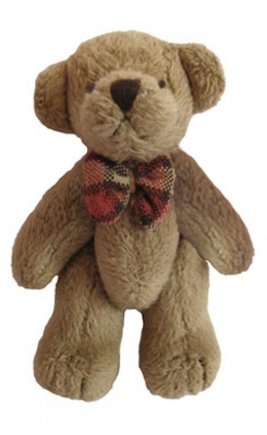 A Classic Teddy Bear