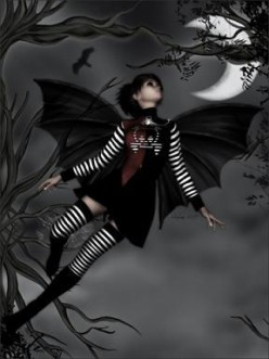 Fantastic Gothic Fairies