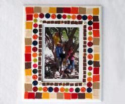mosaic family frame