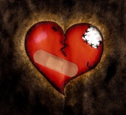 A Broken Heart for a Broken World