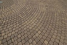 Remove soot and smoke stains from paver patios