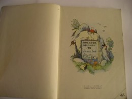 An Inscription from a Rupert Bear Annual