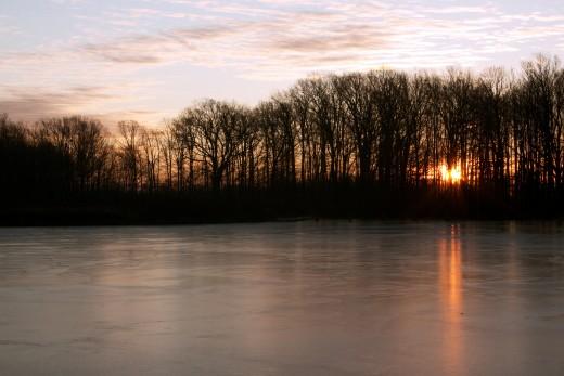 Hurdle Waterfowl Park, Ashland County, Ohio