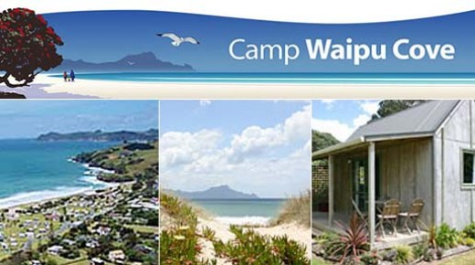 Camp Waipu Cove