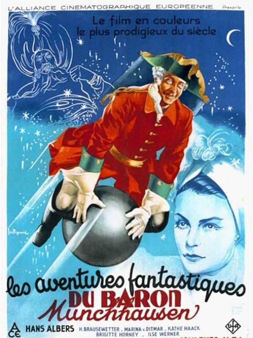 Munchausen (1943) poster