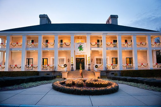 The Kappa Delta house, Mississippi State University