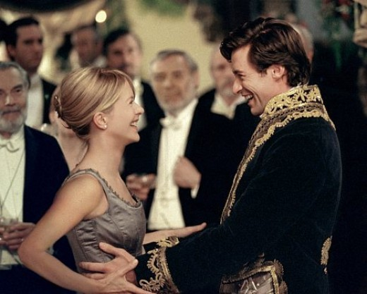 A happy ending scene from the film Kate and Leopold (2001)