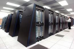 Blue Gene supercomputer made by IBM