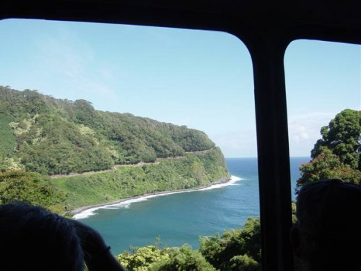 The beautiful twisting, dangerous Road to Hana