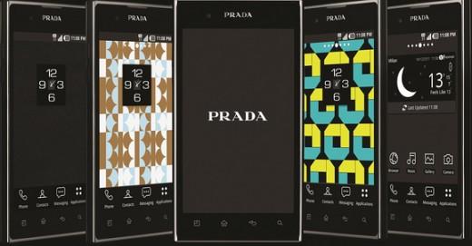 The new LG 3.0 Prada Phone
