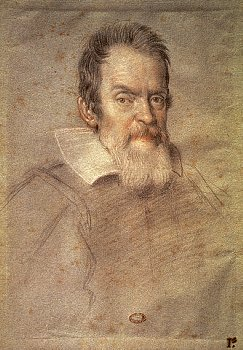 Figure 6. Galileo Galilei (1564-1642), physicist, mathematician and astronomer. His observations between 1609 and 1611 results with stunning discoveries.