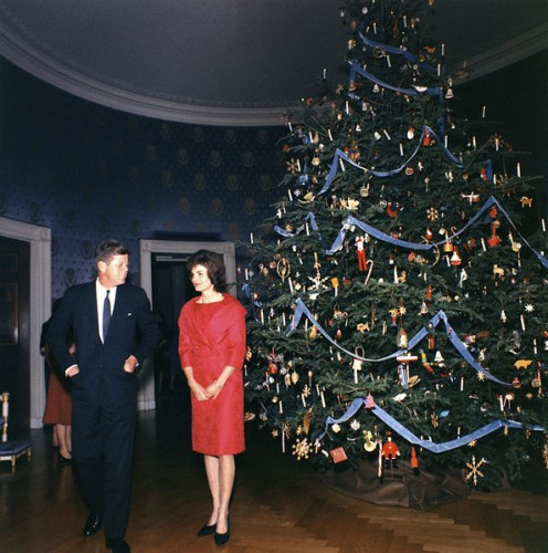 Decorated Christmas Tree at the White House