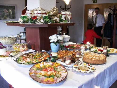 Buffet - All You Can Eat Buffet's Still Rule With Bill