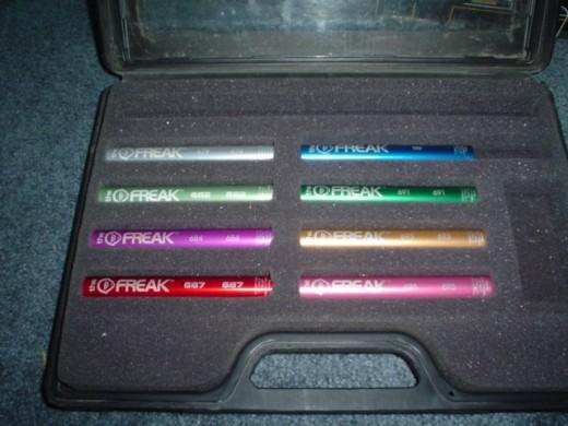 Smart Parts Freak full insert kit.