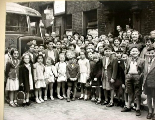 1950s East End Kids