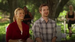 McKenzie and Sam Huntington