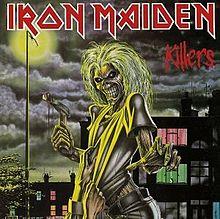 "The artwork for ""Killers""."