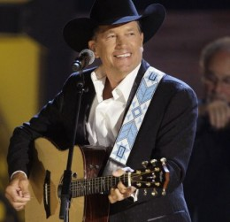 George Strait - Excellent singer, actor, music producer, songwriter... the list goes on and on.
