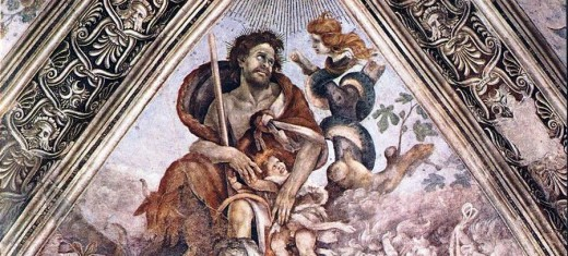 Adam depicted with Lilith--ostensibly the mother of all succubi (see hub: What is a Succubus?)