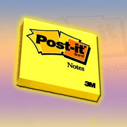 The amazing 3M Post-it notes!