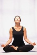 Inner Peace through Yoga Meditation