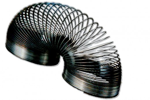 Slinky was originally a shipping idea!