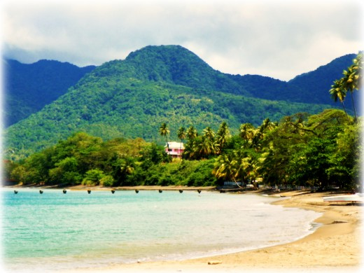 Picard Beach, Portsmouth, Dominica